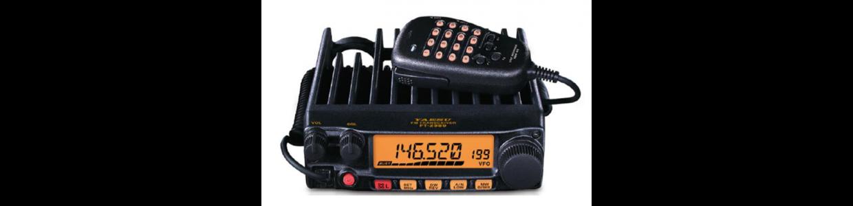 ny 80watt VHF mobil fra Yaesu