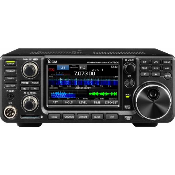 ICOM IC-7300 DEMORADIO