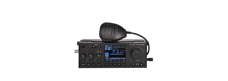 NY egenprodusert SDR HF radio p&aring; lager<br>