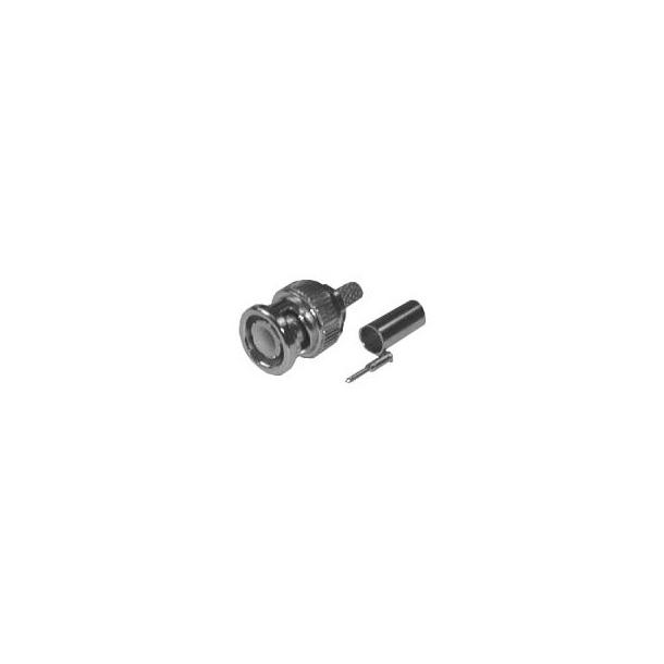 Connector BNC crimp 5mm (RG58)