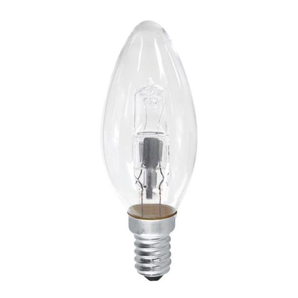 Halogen Lamp ECO CLASS B35 E14 28W