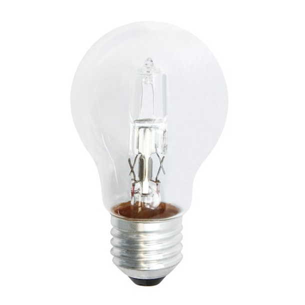 Halogen Lamp ECO CLASSIC A55 E27 53W