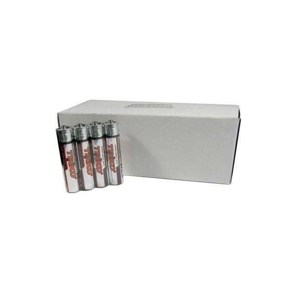 Batterier AAA(R03) 4 pack