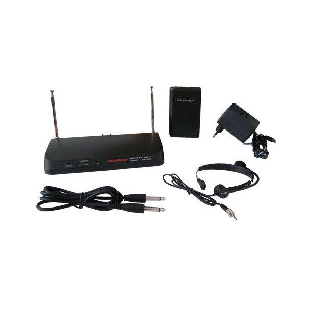 Trådløse mikrofoner WR108DR+VT22P+HM-12