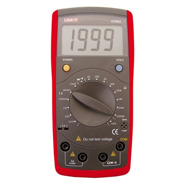 Multimeter UNI-T UT602