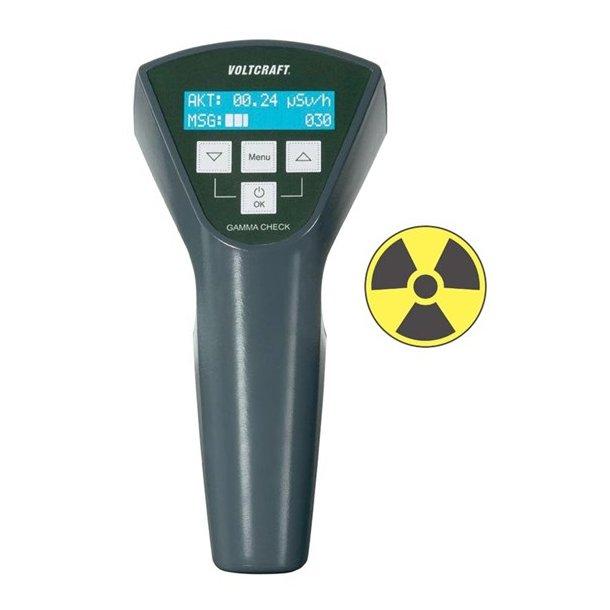 Voltcraft Gamma-Check-A radioaktivitetstester
