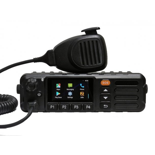 INRICO TM-7-PLUS LTE 4G MOBILRADIO 2pack