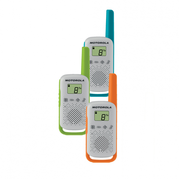Motorola Talkabout T42 triple-pack