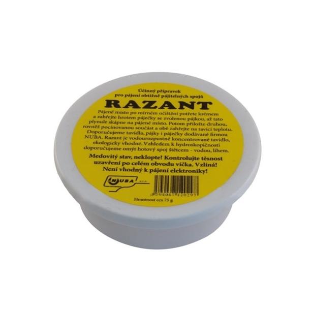 Lodde fløte 75 g RAZANT