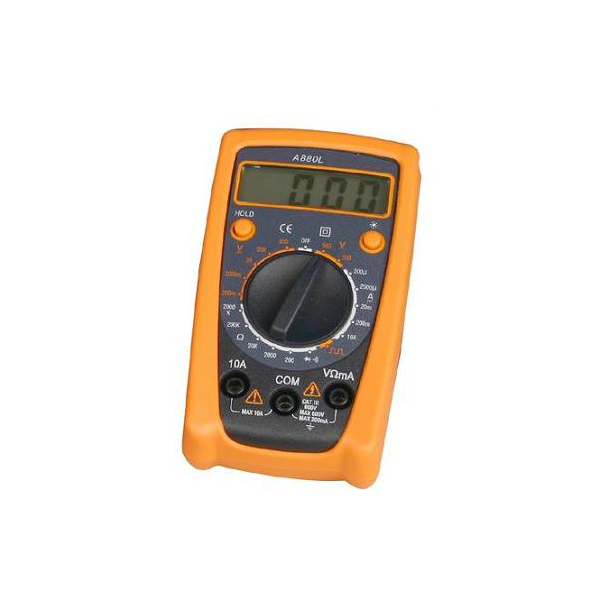 Digitalmeter INTEK 880L