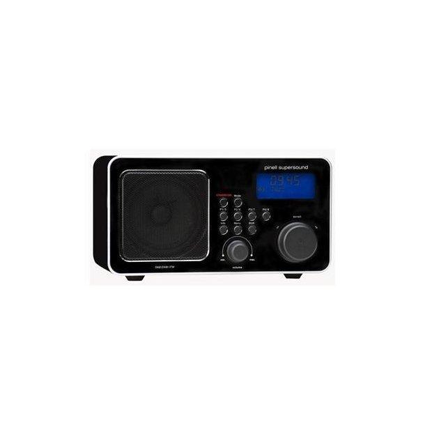 Pinell Supersound DAB+ radio