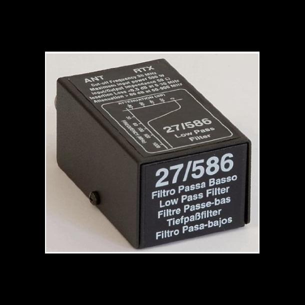 RM 27MHz TVI filter
