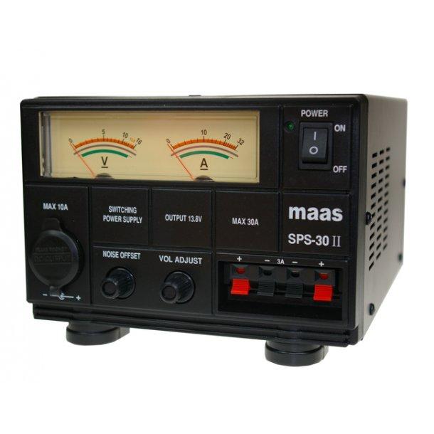 MAAS SPS-30-II Schaltnetzteil 35 Ampere NYHET