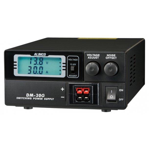 ALINCO DM-30-G strømforsyning 25 Amp. ANDERSON POL