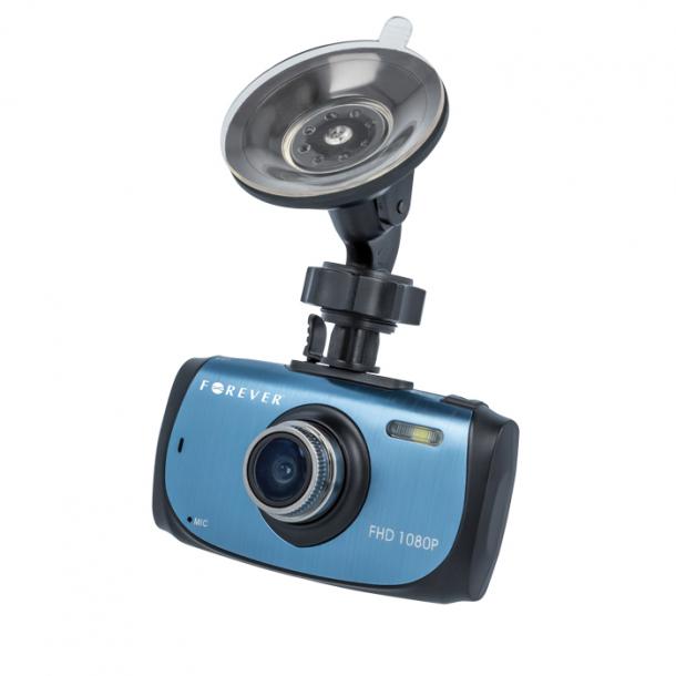 Forever car video recorder VR-320 nå med 16GB inkludert