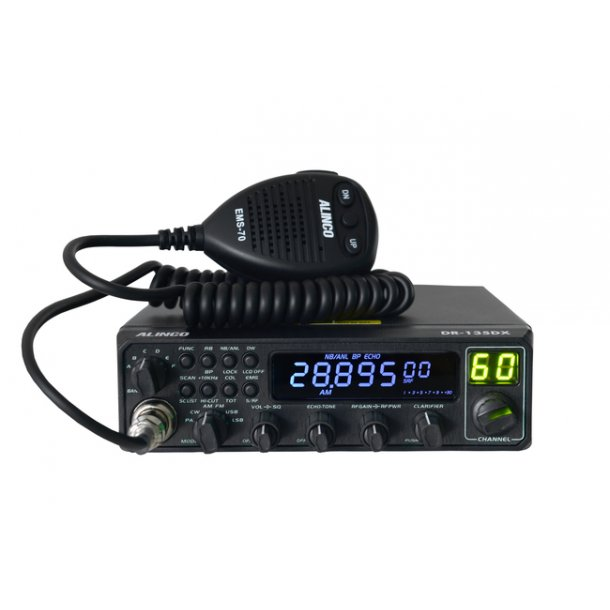 ALINCO DR-135-DX mobilradio 10 Meter