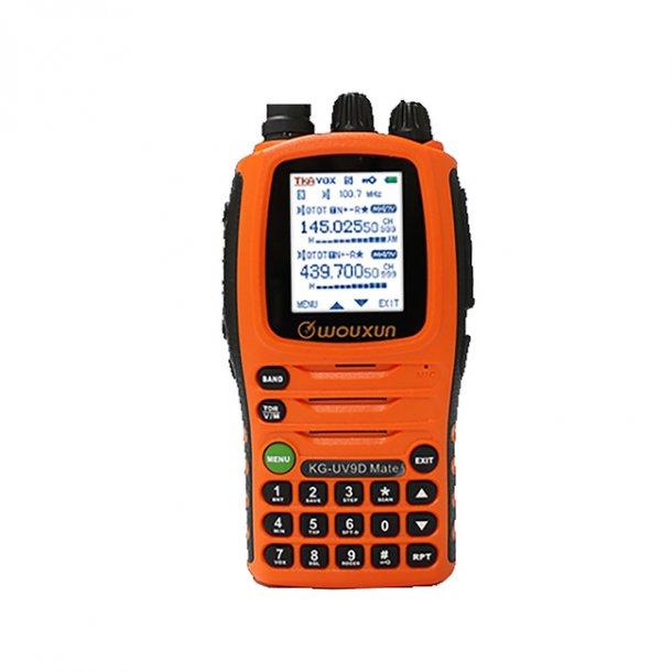 WOUXUN KG-UV-9-D MATE  VHF/ UHF