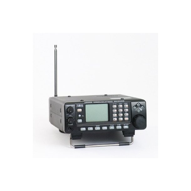 AR-8600MK2 Wide coverage receiver, 100kHz – 3.0GHz, 1,000 Channels.