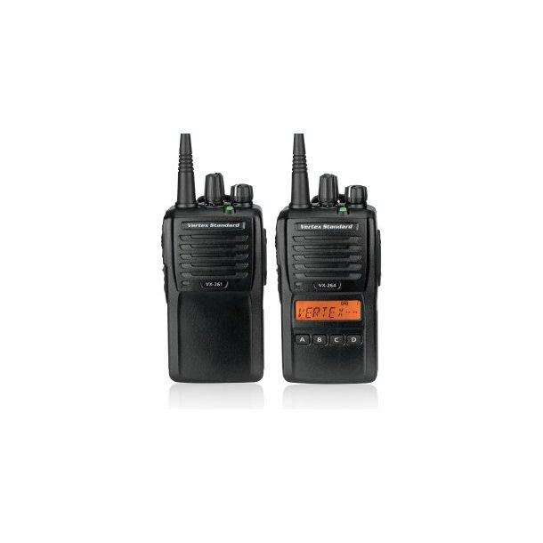 VERTEX VX-264 VHF med display
