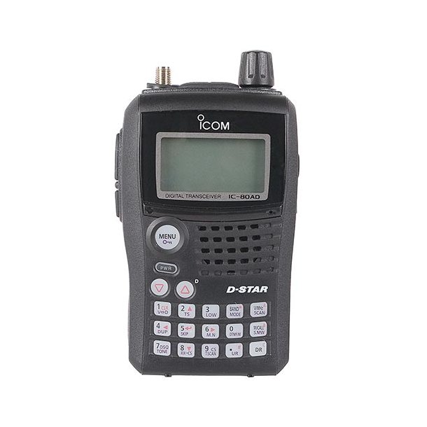 IC-80D VHF/UHF Dual Band Transceiver