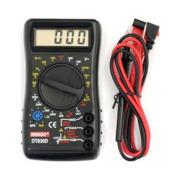Multimeter Hadex DT830