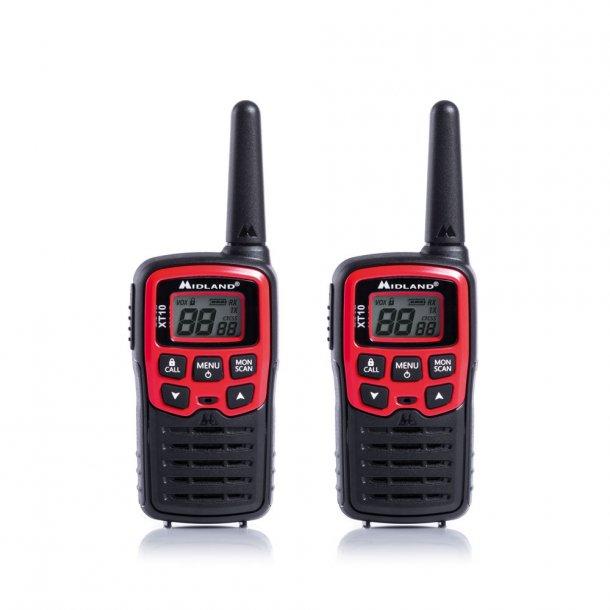 MIDLAND XT10 2RADIO PMR446 C1176