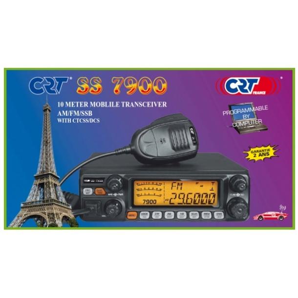CRT SS7900 10m HF Radio