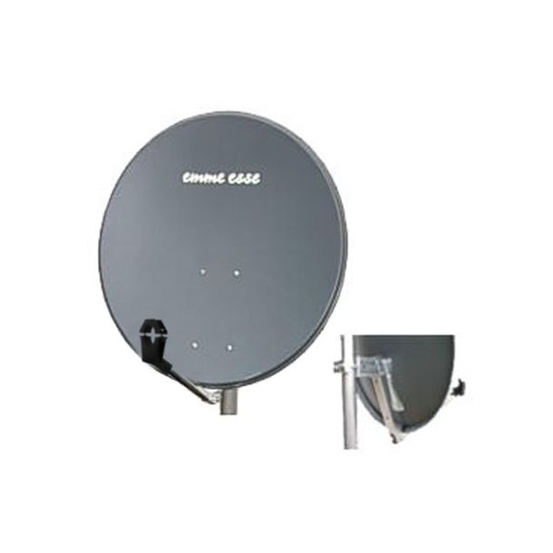 Satellite dish 80FE Emme Esse grey