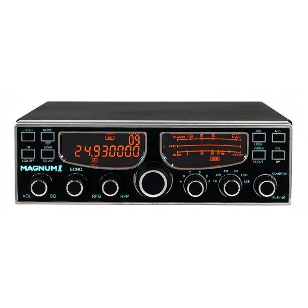 Magnum 1 Mobile Amateur Radio (Dual Band 10 and 12 Meter)