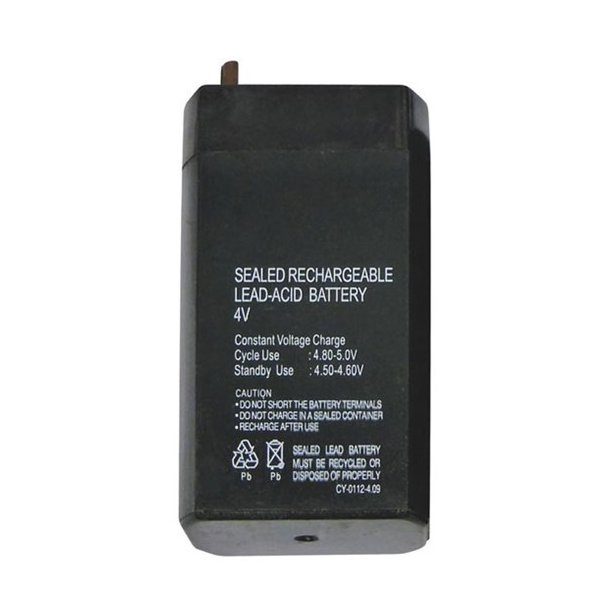 Spare lead-acid battery 4V /0,7Ah for lanterns