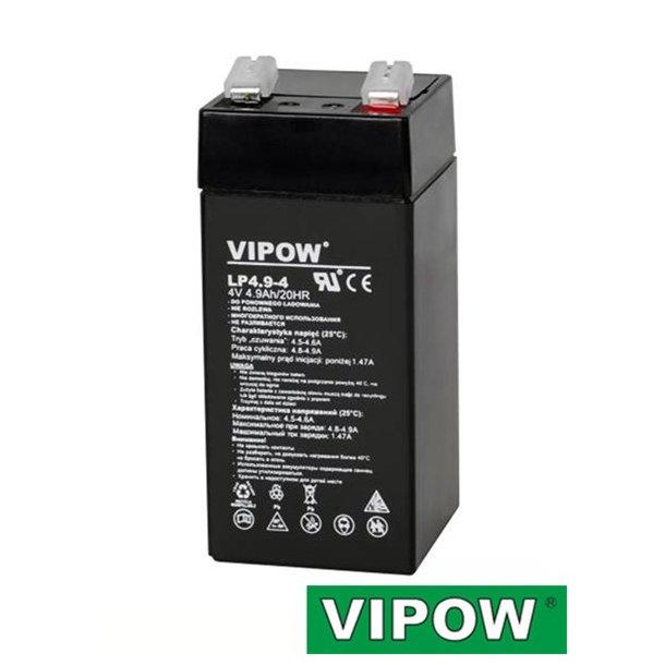 4V/4,9Ah VIPOW