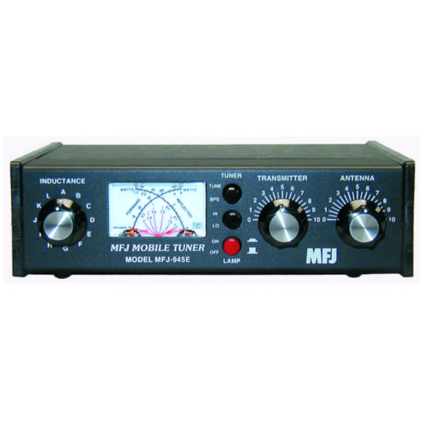 MFJ-945E travel antenne tuner