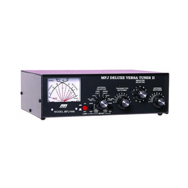 MFJ-948 300W, 1.8-30 MHZ