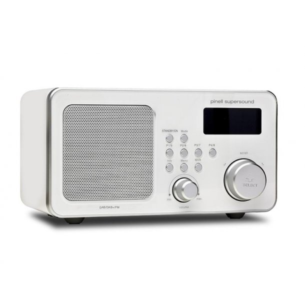 Pinell Supersound DAB+ radio