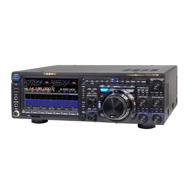 FTDX-101DMP 200W HF +50MHz SDR