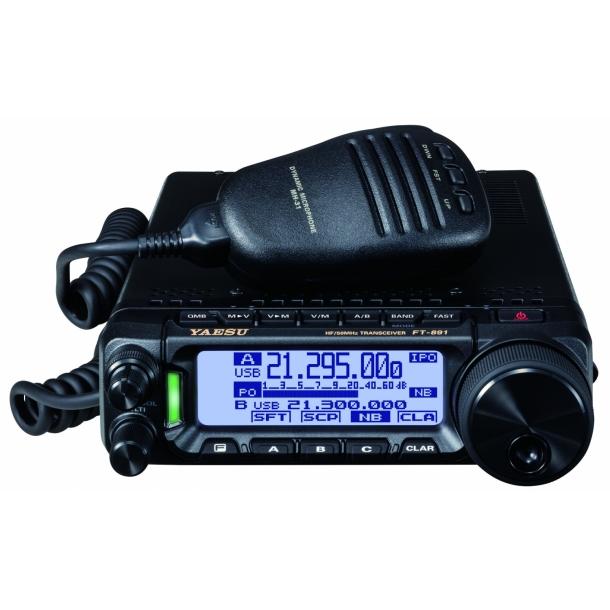 Yaesu FT-891 HF Radio