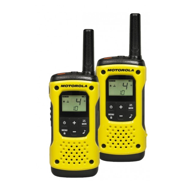 Motorola Talkabout T92 H2O twin-pack  Leveres i par
