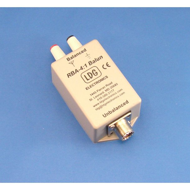 LDG RBA-4:1 Voltage Balun