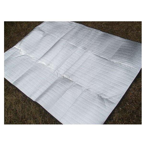 Aluminum sleeping mat 200x200cm