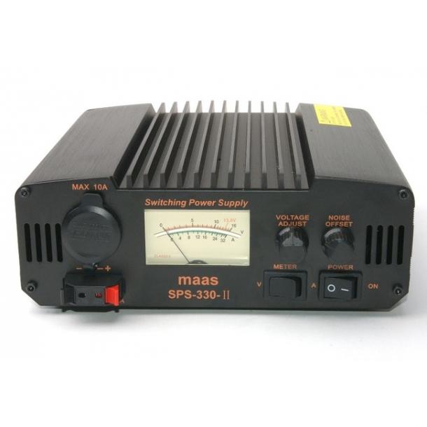 MAAS SPS-330-II strømforsyning 30 Ampere