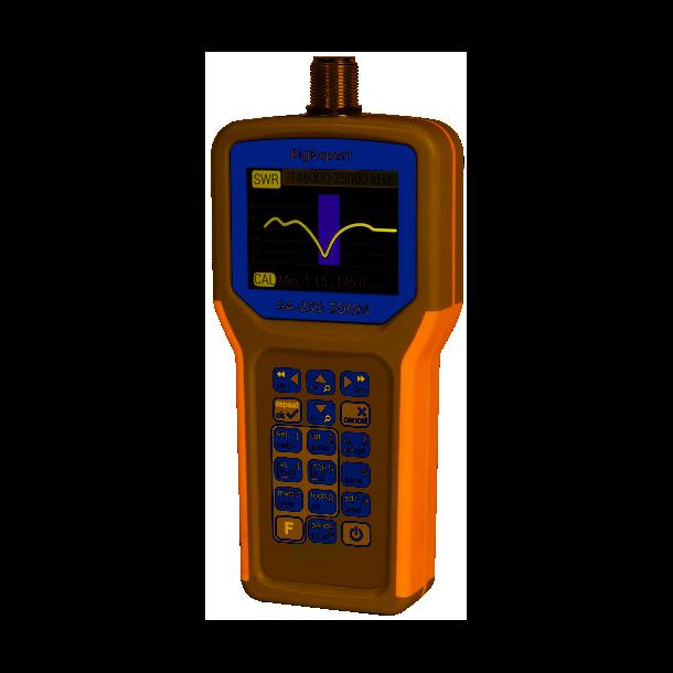 Антенный анализатор AA-230 Zoom RigExpert 0,1-230 МГц