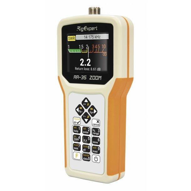 AA-35zoom RigExpert антенный анализатор 0,06-35 МГц