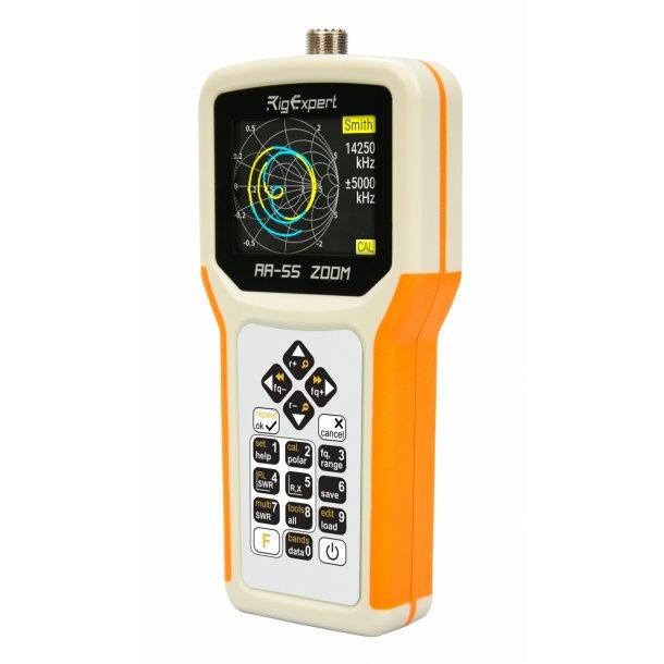 AA-55zoom RigExpert antenneanalysator 0,06-55MHz