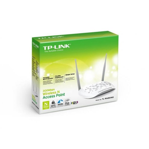 TP-LINK TL-WA801ND 11n Wireless AP