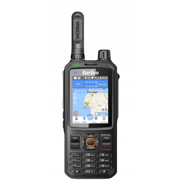 Inrico T298s handheld radios with UHF Backup
