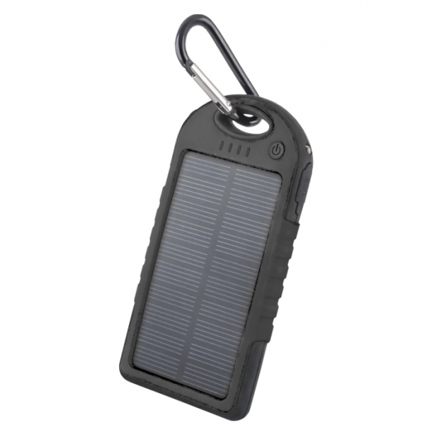 Forever Solar power bank 5000 mAh STB-200 black