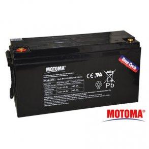 Bil og lastebilbatterier