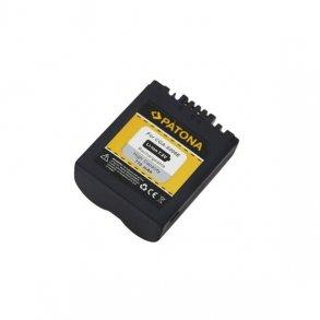 Batterier for kameraer