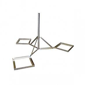 Antenne fester, antennemaster og antennerør