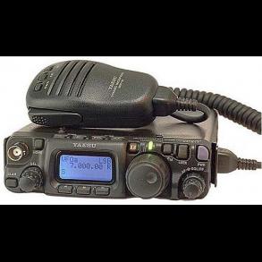 Amatørradio Yaesu FT-817 tilbehør